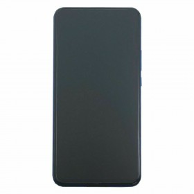 Ecran lcd avec vitre tactile ORIGINAL Huawei P Smart Z bleu