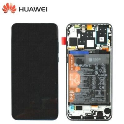 Face arrière originale Samsung A105 Galaxy A10 NOIR ORIGINAL SERVICE PACK