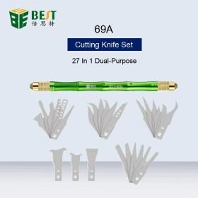 Face arrière originale Samsung A105 Galaxy A10 bleu ORIGINAL SERVICE PACK
